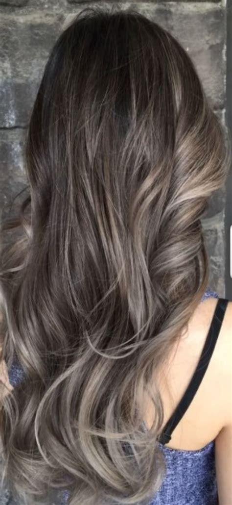 28 Ash Brown Highlights On Black Hair