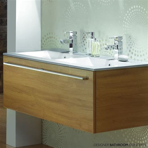 designer bathroom sinks java designer double sink bathroom vanity unit mlb120 1 5