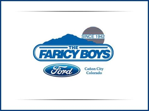 Faricy Ford by The Faricy Boys Ford Canon City Co 81212 2646 Car
