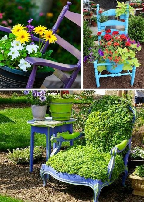 Listotic Backyard 24 Creative Garden Container Ideas With Pictures