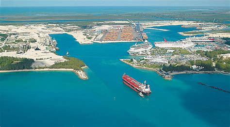 Freeport freeport harbour expansion 183 freeport grand bahama island