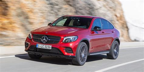 Mercedes Glc Reviews by 2016 Mercedes Glc Coupe Review Caradvice