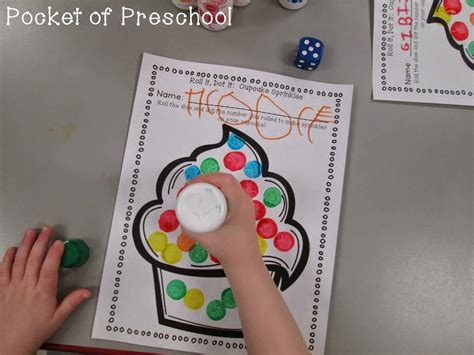 Birthday Themed Lesson Plans | birthday week 2 pocket of preschool