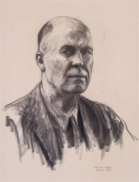 edward hopper portraits of edward hopper self portrait 1945 hopper drawing a