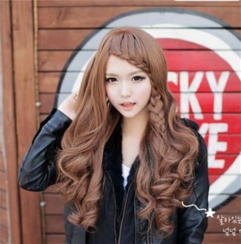 popular hair colour for korean korean hairstyles for girls reviews online shopping