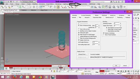 cara membuat gambar 3d komputer cara membuat animasi 3d bola memantul di 3dsmax 2013