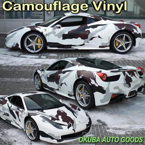 Autofolie Digital Camo by Black White Snow Arctic Camo Vinyl Camouflage Vinyl Film
