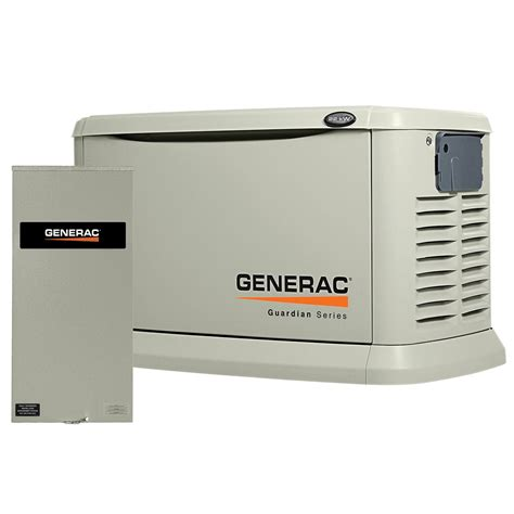 Generac Guardian 22kw Standby Generator Generac 6551 Guardian Series 22kw Air Cooled