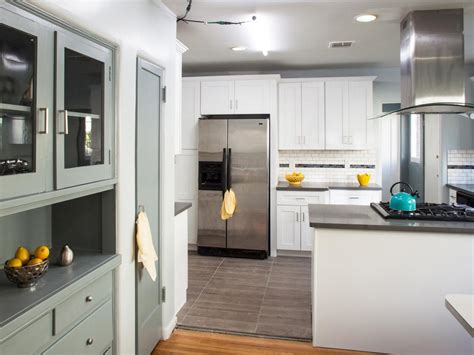 white vs gray kitchen cabinets grey and white contemporary kitchens images