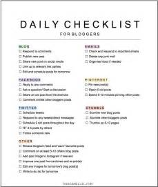best 25 checklist template ideas on pinterest