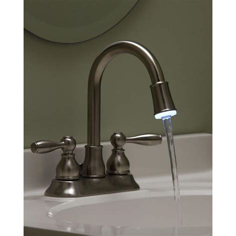 lighted bathroom faucets lighted bathroom faucets 28 images single handle color changing led waterfall