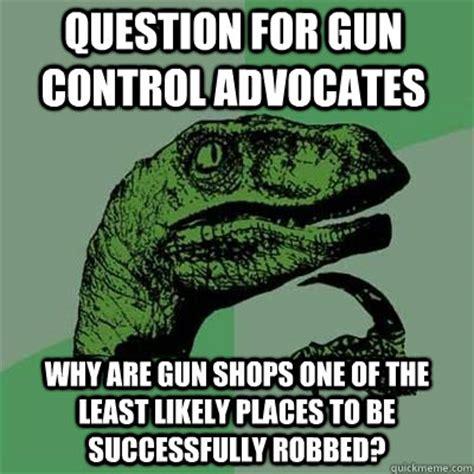 Exterminator Meme - gun control cartoons memes