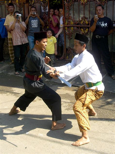 Sabuk Pencak Silat daftar perguruan silat bahasa indonesia