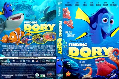 Where To Find Covers Finding Dory Dvd Covers Labels By Covercity
