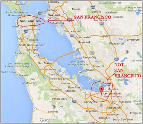 santa clara map so we re doing this now the pac 12 chionship to santa clara eugene daily news