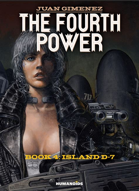 the fourth power the fourth power 4 island d 7 digital comic