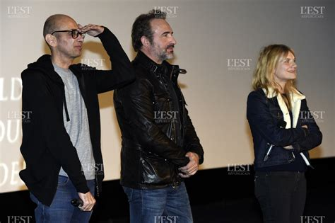 jean dujardin melanie laurent edition de nancy agglom 233 ration jean dujardin et m 233 lanie