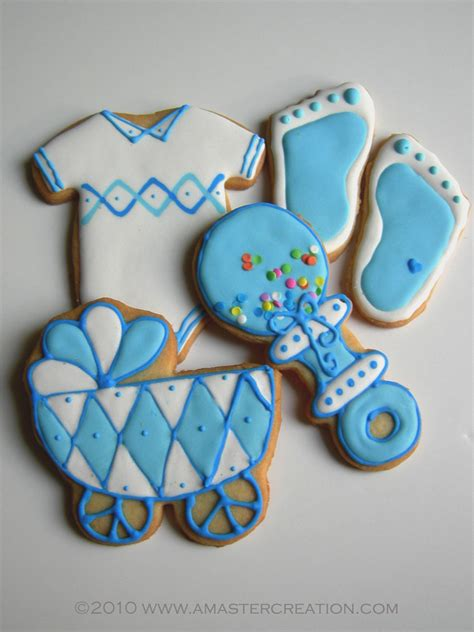 baby shower baby cookie score for 2010 boys 13 9 a