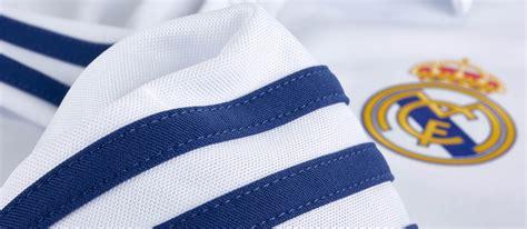 Kaos Adidas Real Madrid adidas real madrid l s home jersey 2016 17 soccer master