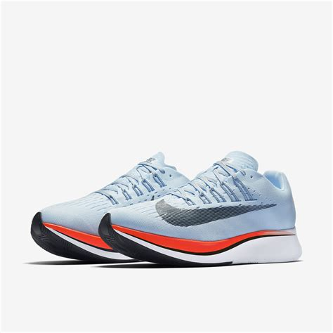 nike mens running shoe nike zoom fly s running shoe sub 2 alton sports