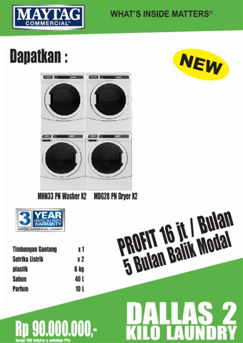 paket dallas 2 kilo laundry laundry mart indonesia
