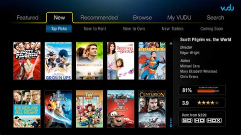 film streaming companies vudu hd movie streaming coming to sony s playstation 3