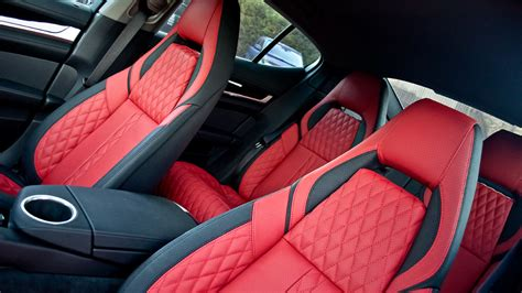 upholstery leather for cars red leather car seats leatherboyz cc winter car seat cover