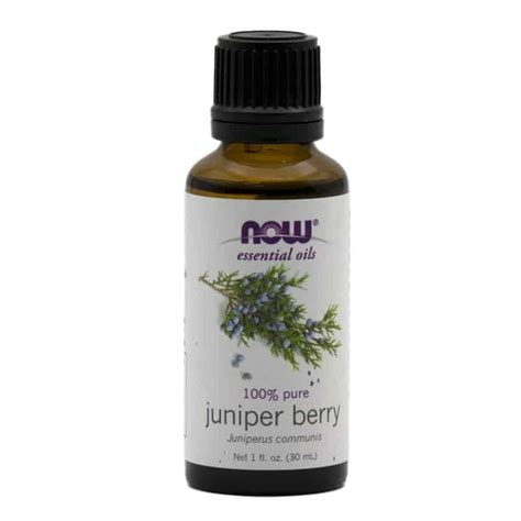 Aromatherapy 100 Ml Snow Berries now juniper berry essential