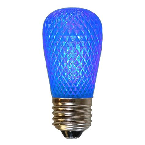 Led 10 Watt american lighting blue color s14 led light bulb 10 watt