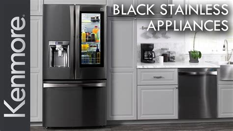 stainless steel kitchen appliances kenmore black stainless steel kitchen appliances