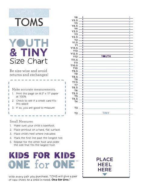 shoe size chart toms toms shoe size chart 28 images track spikes sizes