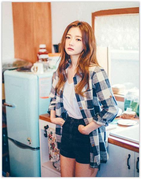 Korean Simply Fashion Bag Broken White korean for shorts