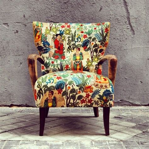 best 25 fabric chairs ideas on painted fabric