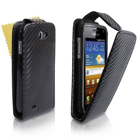 Bateraibatre Power Vizz Samsung Galaxy I8150 samsung galaxy w i8150 carbon fibre leather effect flip