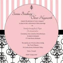 bridal shower invitation templates blank