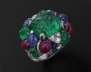 Cartier Lotus Ring Prestigeguide Jewellery Jewels L Odyss 233 E De Cartier