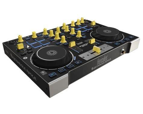 dj console rmx 2 hercules dj console rmx2 premium controller midi usb per