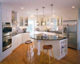 Houzz Kitchen Islands Seapine Cottage Traditional Kitchen Boston By Polhemus Savery Dasilva
