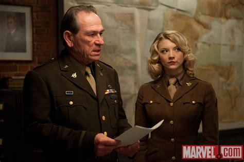 natalie dormer captain america jones and natalie dormer in captain america