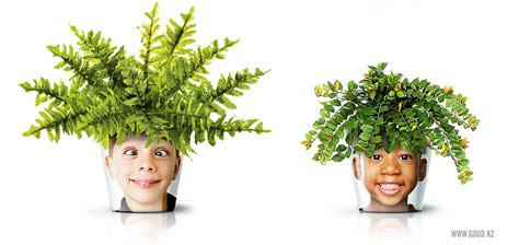 flower pots with faces on them mix and chic cool diy project alert human face flower pots