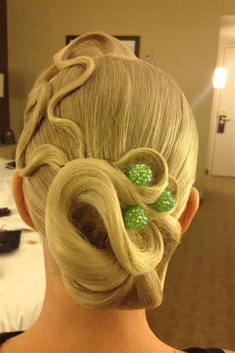 ballroom hair pieces 25 best ideas about ballroom dance hair on pinterest