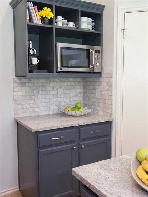 kitchen cabinets with microwave shelf best 25 microwave storage ideas on pinterest under