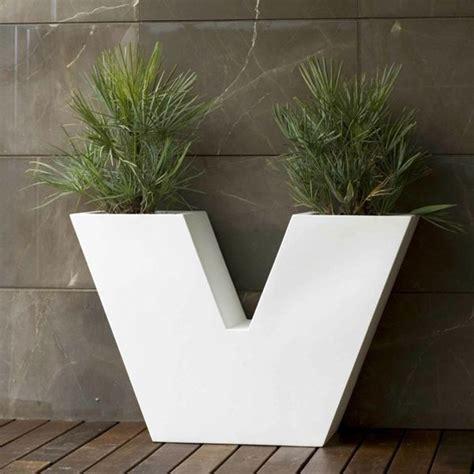 contemporary outdoor planters outdoor modern planters