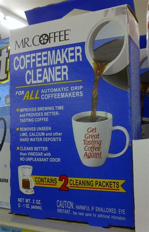 Coffee Maker Cleaner: Should You Clean your Coffee Maker with Vinegar?   Coffee Maker Journal