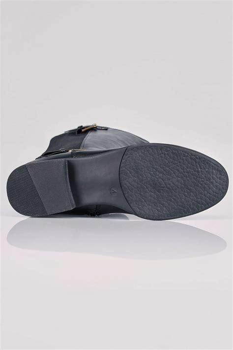 Goldsmiths Gift Card Terms And Conditions - bottes cavali 232 res au genoux noir avec boucle d 233 corative et mollet xl en largeur eee