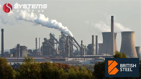 case study british steel scunthorpe systems group uk ltd