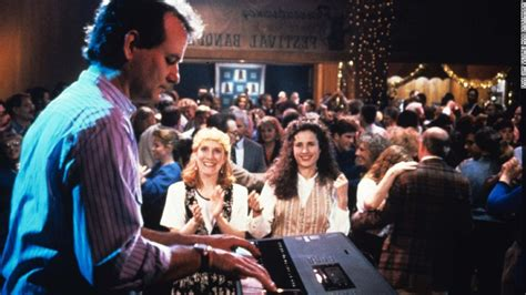 groundhog day piano bill murray bartending in this weekend cnn
