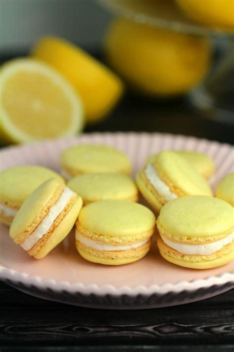 macarons recipe lemon macaron recipe frugal eh