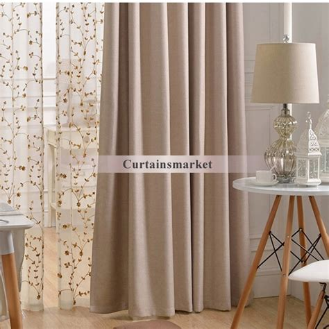 eco friendly curtains modern natural linen curtains in eco friendly style