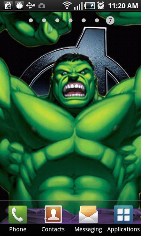 wallpaper for android hulk free the hulk live wallpaper apk download for android getjar